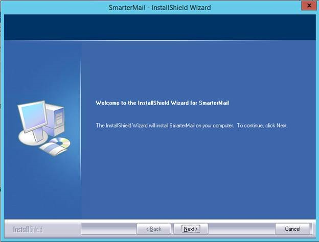 Install and Configure SmarterMail Mail Server – life as a sysadmin